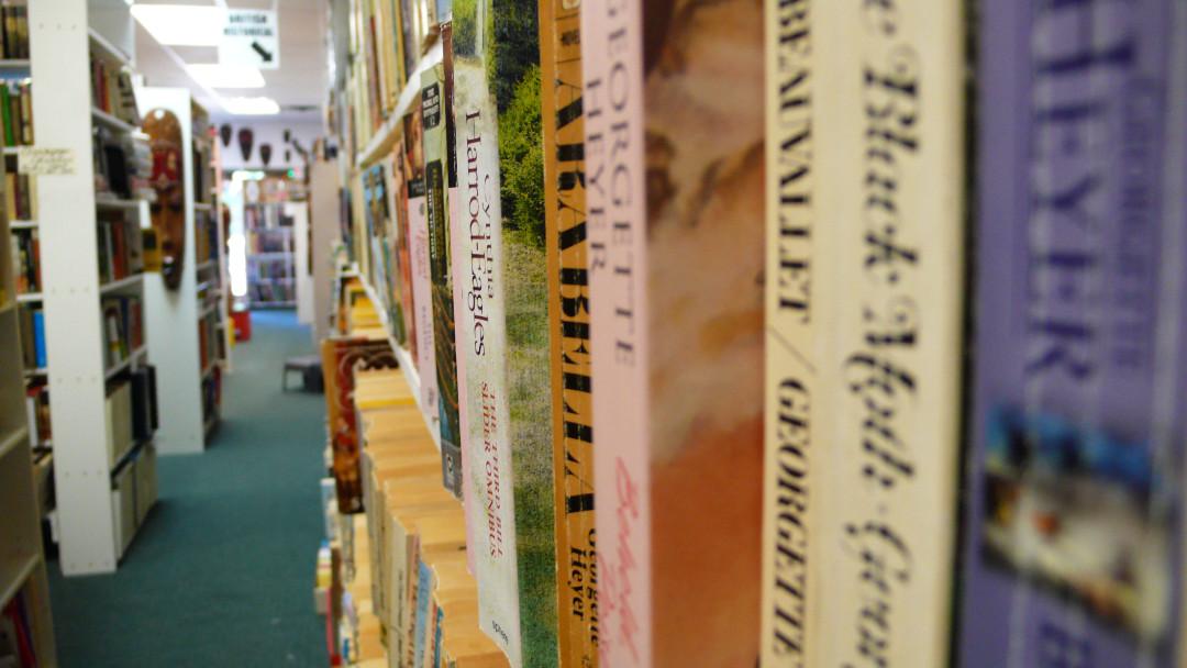 Used books in  Teds Paperback Kelowna